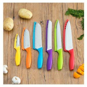 HOME BASICS 12 Piece Kitchen Knife Set NIP